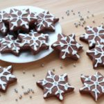 Impress Everyone with These Festive Chocolate Snowflake Cookies